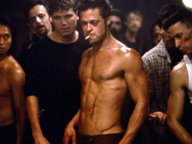 Three cops started a real Fight Club in jail, broke the first rule