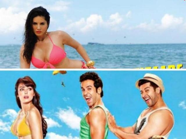 The submissions were made during the resumed hearing of a petition by a Punjab NGO filed in January seeking ban on alleged vulgar scenes in two Hindi films, 'Kya Super Kool Hain Hum' and 'Mastizaade'. The alleged vulgar scenes were available online, even after the CBFC cuts.