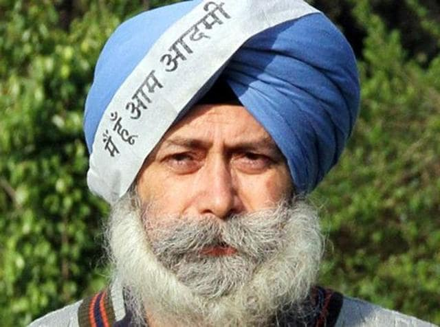 AAP leader HS Phoolka has come under attack from Khalistanis for asking for 'symbolic justice' for  the