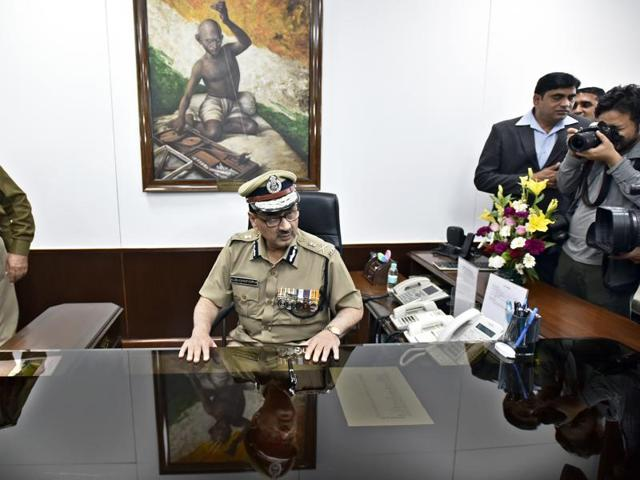 Alok Verma took over as the Delhi Police commissioner after BS Bassi retired on February 29.