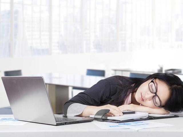 Your concentration will improve automatically once your sleep-wake cycle gets better.