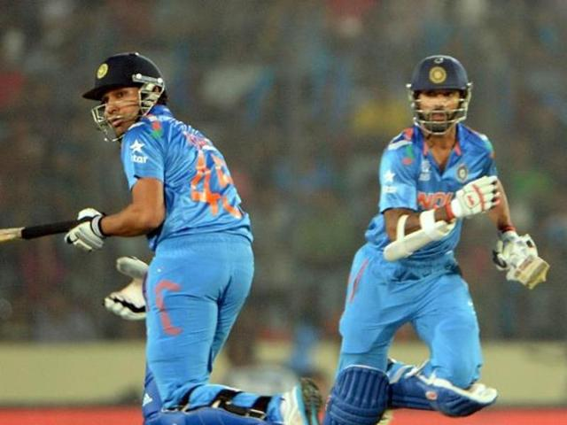 Asia Cup: Half-fit Rohit, Shikhar fail to provide start again