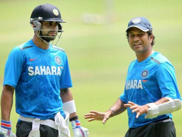 Patience puts Virat ahead of where Sachin was in the 90s