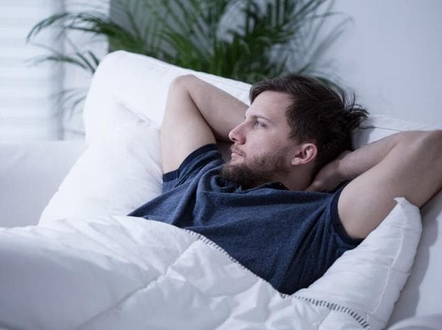 People with high light exposure in the night are more likely to wake up confused during the night than people with low light exposure, according to researchers.