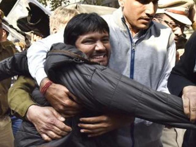 Kanhaiya Kumar released from jail, says will write his story now