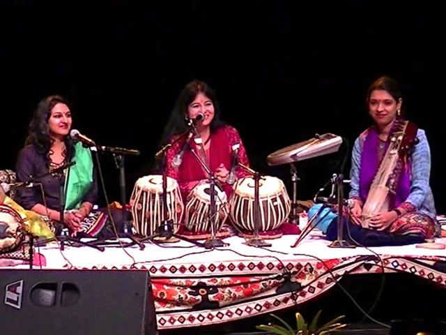 Meet Stree Shakti, India's first all-women classical band