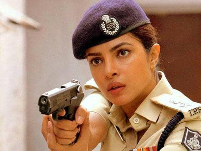Priyanka Chopra in a still from Jai Gangaajal. (YouTube)