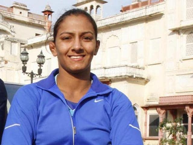 Wrestler,Indian wrestler,Geeta Phogat