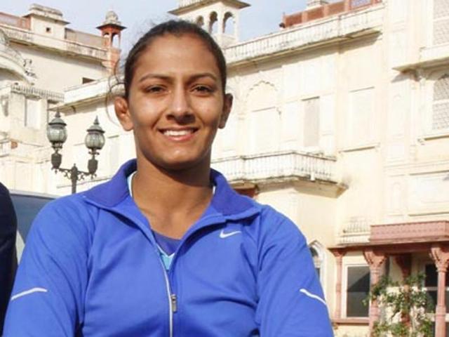 Wrestler Geeta Phogat moves HC seeking appointment as DSP
