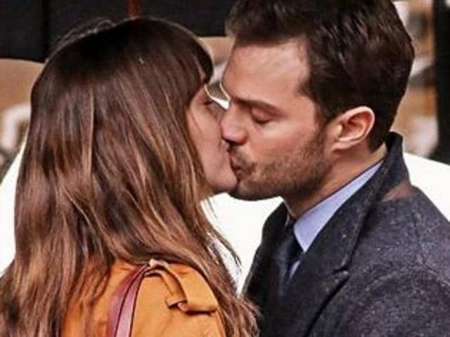 Fifty Shades Darker Take A Tour With On Set Pictures From The