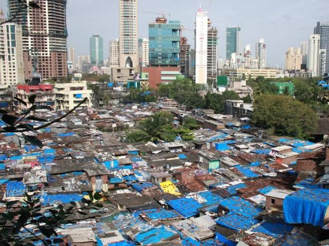 Mumbai land,open spaces,slums
