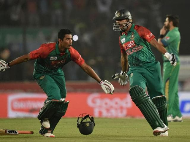 After a poor end to 2014, the Bangladesh cricket team are looking back at 2015 as one of their best years in history.