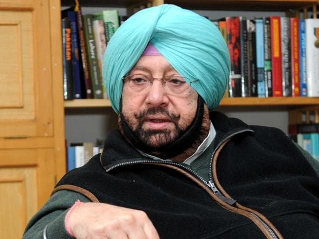 captain amarinder