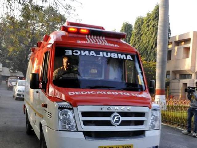 Six killed, 7 injured in road accident in Madhya Pradesh