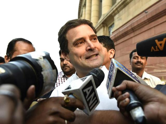 After his mysterious sabbatical last year, there were glimmers of change in the Rahul Gandhi that India saw, especially in Parliament.