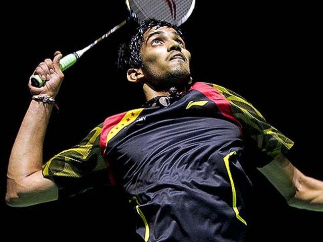 Indian shuttlers Srikanth, Kashyap move to pre-quarters of German Open