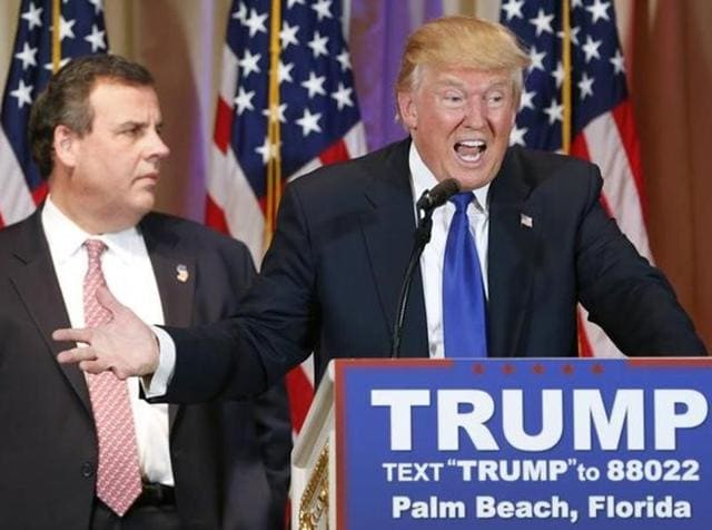 Donald Trump,Republican Army,Ku Klux Klan