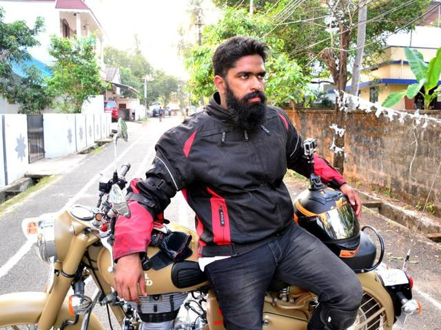 MP: Youth sets out on road trip around the world