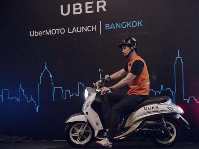 Uber, Ola jump on the bike-wagon, launch motorbike-hailing services