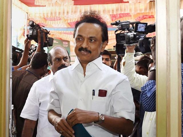 Stalin's accession in DMK: Not a matter of if, but when
