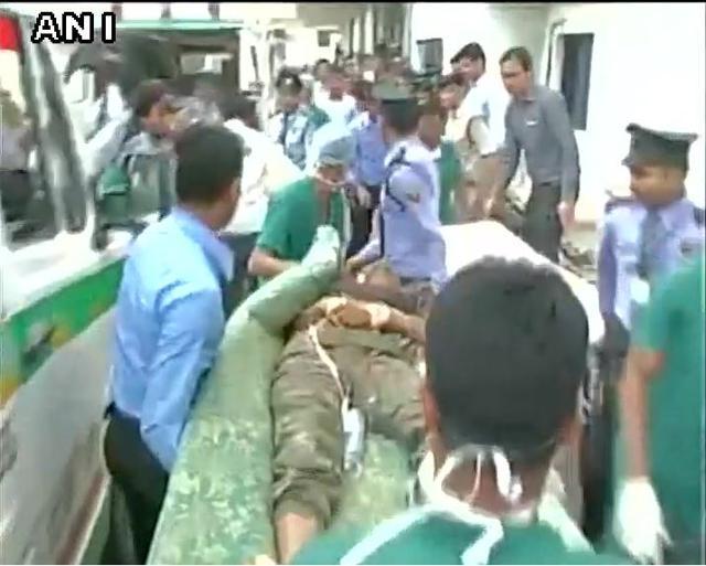 Three CRPF men killed, 15 hurt in anti-Naxal op in Chhattisgarh