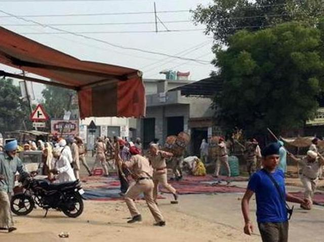 Behbal Kalan police firing: Witnesses depose, name Moga SSP, other cops