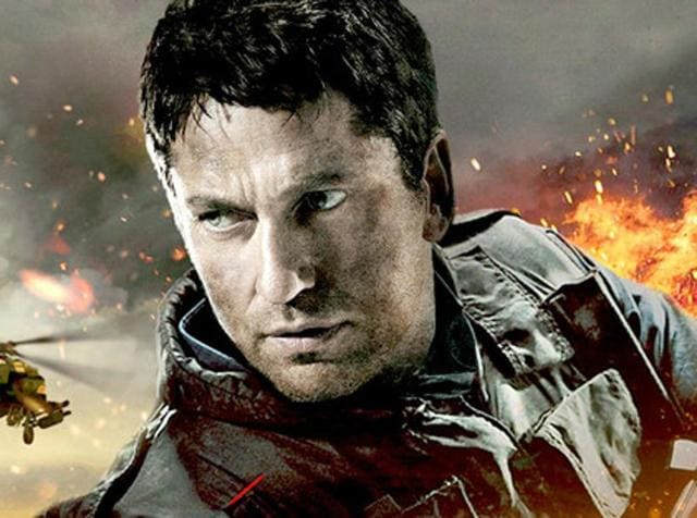 When Gerard Butler almost got blinded while acting
