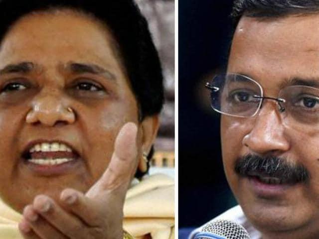 kejriwal punjab tour,mayawati,dalit vote bank