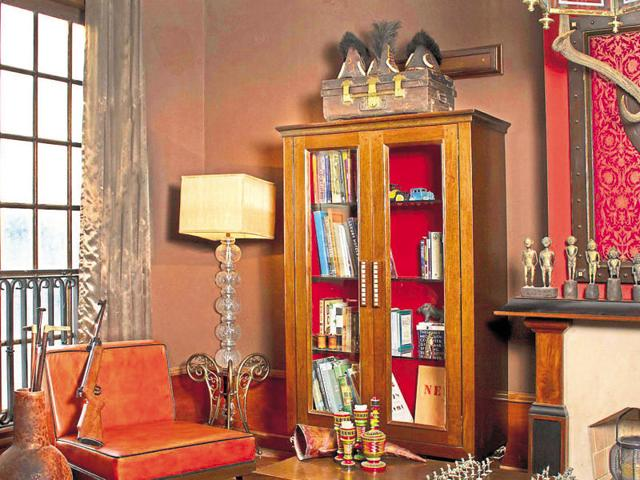 Leather furniture can add vibrance to your home decor