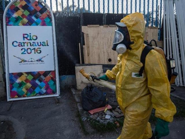 Zika threat may lead athletes, visitors to skip Rio Olympics