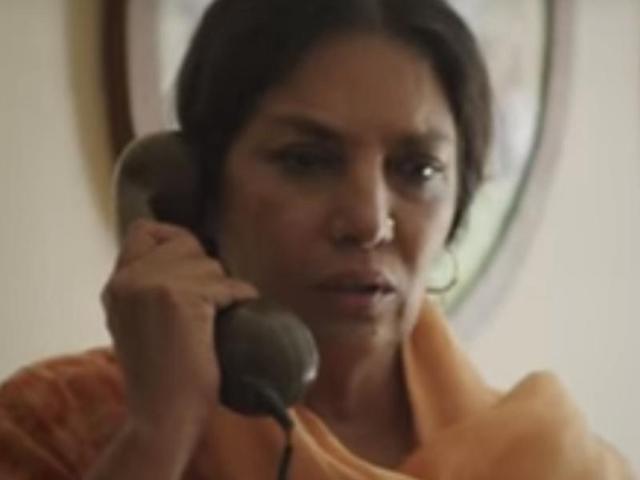 Punjabi moms told me I looked like them: Shabana on Neerja role