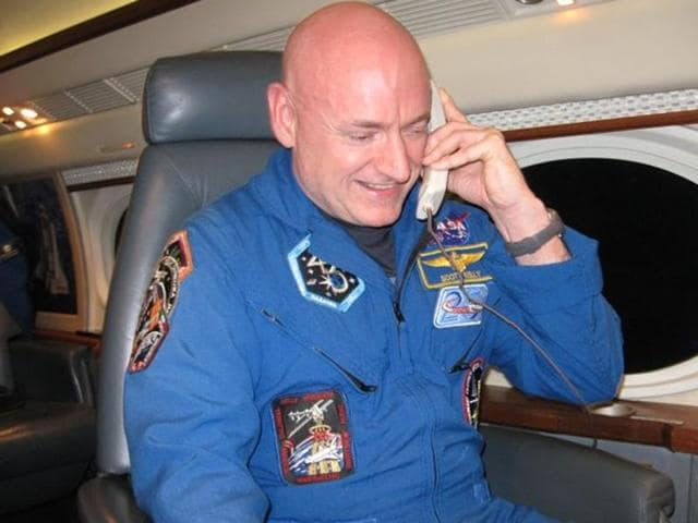 Astronaut Scott Kelly, who returned on March 1 after spending 340 days on the International Space Station, is now about 2 inches taller than when he left Earth.
