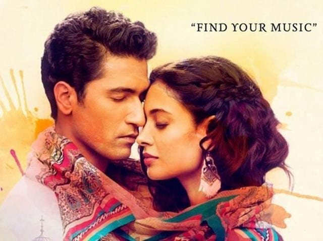 Vicky Kaushal impresses once again in Zubaan.