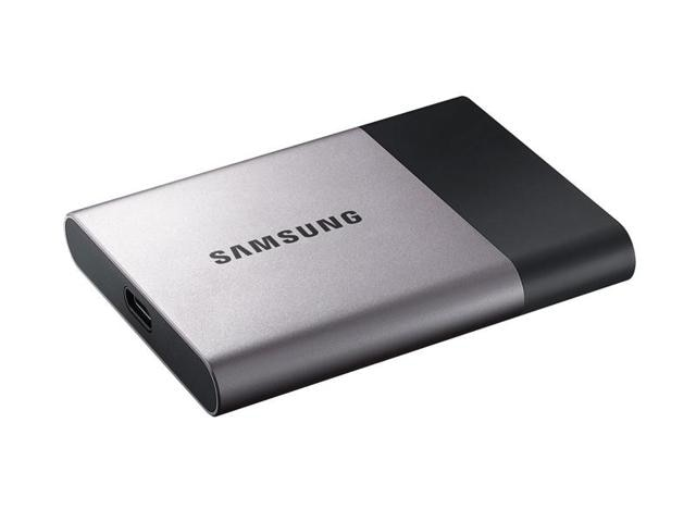 The new portable SSD T3 comes with Samsung's proprietory SSD TurboWrite technology, offers four times faster  data transfer speed compared to a standard external HDD
