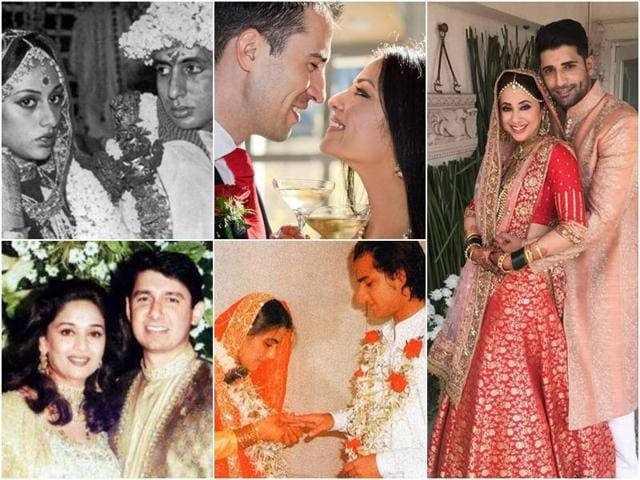 We bring you Bollywood and the members of its secret wedding club. From Saif Ali Khan to Madhuri Dixit, these celebs are kept their nuptials off the record and very hush-hush.