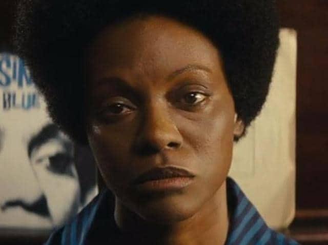 Zoe Saldana,Nina Simone,Nina