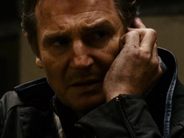 Liam Neeson never thought he'd be offered Taken
