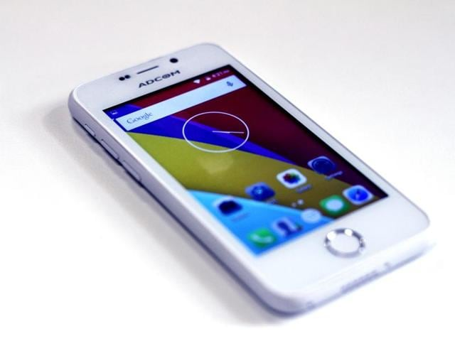 Ringing Bells had unveiled what is being touted as the world's cheapest smartphone. The devices, which were showcased resembled that of Adcom's Ikon 4, which is already available in the Indian market at Rs 3,999.