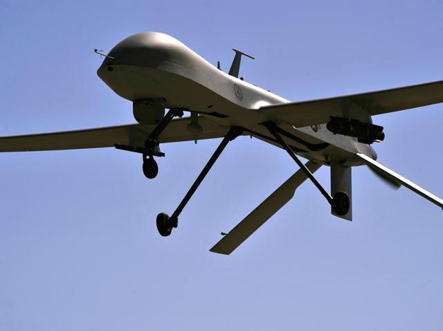 Drone narrowly misses plane as it descends into Paris airport
