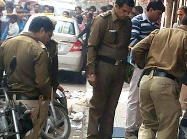 Gulbai Bagh robbery
