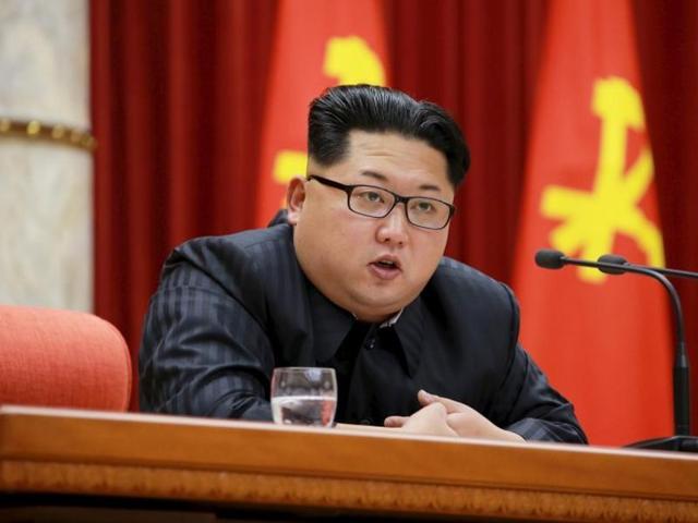 Kim Jong-Un,North Korea,Nuclear weapons