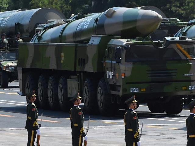 China's defence budget to cross $150 bn, four times that of India's