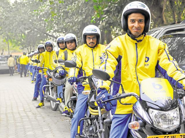 Baxi, India's first on-demand motorbike taxi company, reached another milestone by crossing 3,000 rides a day in Gurgaon and Faridabad.