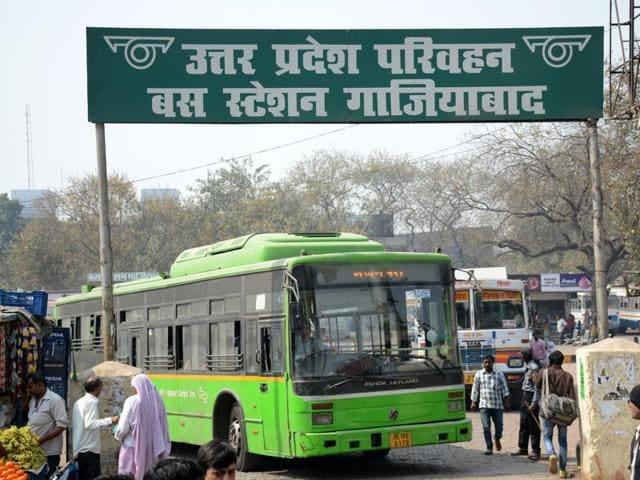 Ghaziabad,UPSRTC,Kaushambi
