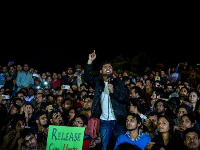 Kanhaiya is a 'Make In India' product - and a political entrepreneur