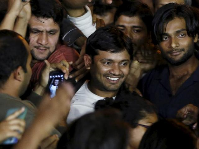 Out on bail, Kanhaiya gets round-the-clock police protection