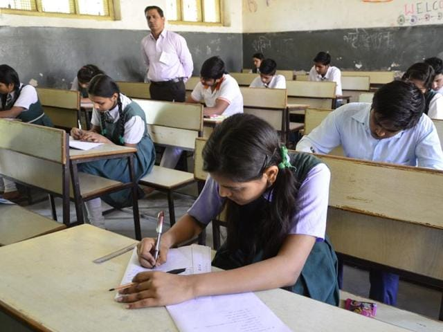 Students appearing for board exams this year have been warned of a two-year ban by the Tamil Nadu Government if they strike out all the answers in the sheet.