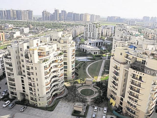 The flat owners had started the movement 'Fight for Rera' online and created a hashtag '#passrerabill' on twitter to tag video messages to all politician concerned.