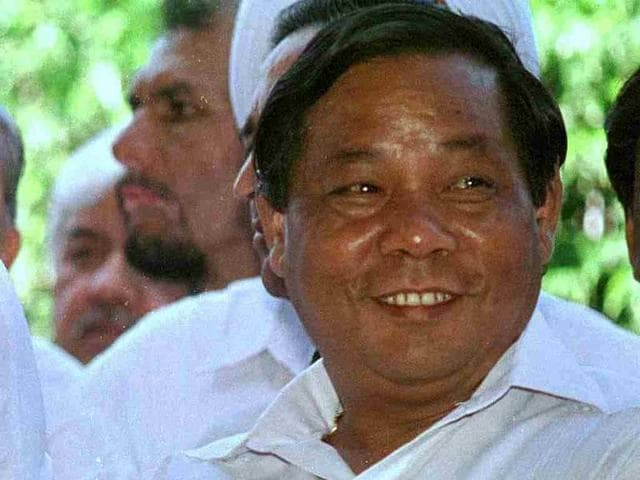 Sangma was Lok Sabha MP for nine terms but was in political wilderness at the time of his death.
