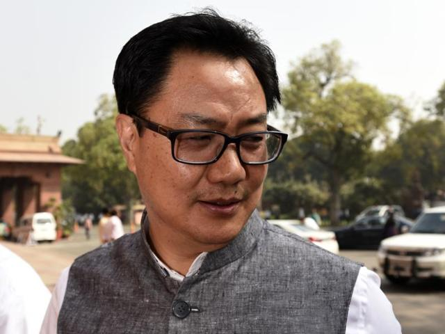 Declined Arunachal CM's post, did not want to get involved: Rijiju